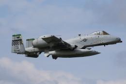F-4さんが、横田基地で撮影したアメリカ空軍 A-10C Thunderbolt IIの航空フォト(飛行機 写真・画像)