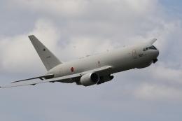 F-4さんが、横田基地で撮影した航空自衛隊 KC-767J (767-2FK/ER)の航空フォト(飛行機 写真・画像)