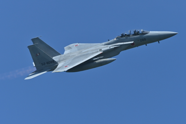 パラノイアさんが、千歳基地で撮影した航空自衛隊 F-15DJ Eagleの航空フォト(飛行機 写真・画像)