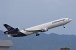 PW4090さんが、関西国際空港で撮影したルフトハンザ・カーゴ MD-11Fの航空フォト(飛行機 写真・画像)