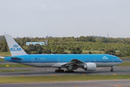 senyoさんが、成田国際空港で撮影したKLMオランダ航空 777-206/ERの航空フォト(飛行機 写真・画像)