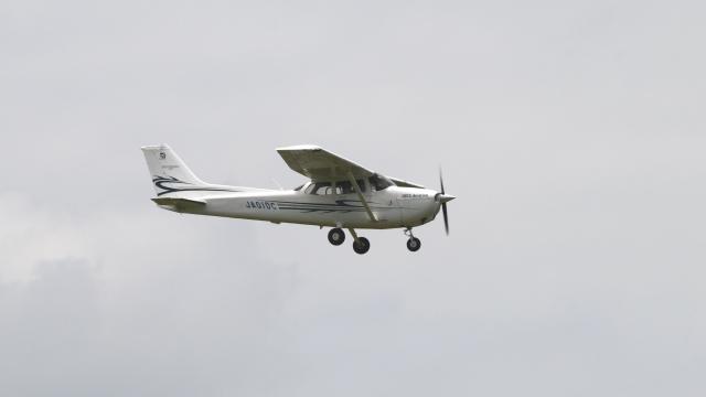 raichanさんが、成田国際空港で撮影したアイベックスアビエイション 172S Skyhawk SPの航空フォト(飛行機 写真・画像)
