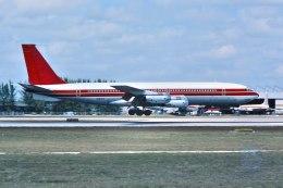 パール大山さんが、マイアミ国際空港で撮影した不明 707-321の航空フォト(飛行機 写真・画像)