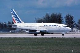 パール大山さんが、マイアミ国際空港で撮影したエールフランス航空 737-247の航空フォト(飛行機 写真・画像)