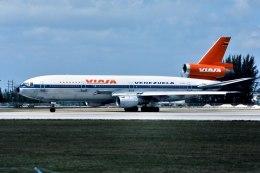 パール大山さんが、マイアミ国際空港で撮影したVIASA DC-10-30の航空フォト(飛行機 写真・画像)