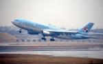 LEVEL789さんが、名古屋飛行場で撮影した大韓航空 A300B4-103の航空フォト(飛行機 写真・画像)