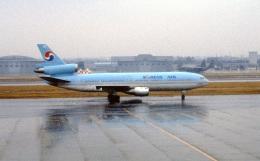 LEVEL789さんが、名古屋飛行場で撮影した大韓航空 DC-10-30の航空フォト(飛行機 写真・画像)