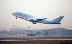 LEVEL789さんが、名古屋飛行場で撮影した大韓航空 747-4B5の航空フォト(飛行機 写真・画像)