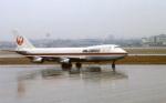 LEVEL789さんが、名古屋飛行場で撮影した日本航空 747-246F/SCDの航空フォト(飛行機 写真・画像)