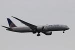 imosaさんが、羽田空港で撮影したユナイテッド航空 787-9の航空フォト(飛行機 写真・画像)
