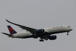 imosaさんが、羽田空港で撮影したデルタ航空 A350-941の航空フォト(飛行機 写真・画像)