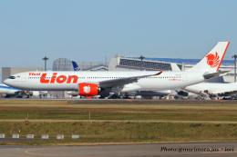 いおりさんが、成田国際空港で撮影したタイ・ライオン・エア A330-941の航空フォト(飛行機 写真・画像)