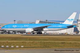 いおりさんが、成田国際空港で撮影したKLMオランダ航空 777-206/ERの航空フォト(飛行機 写真・画像)