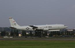 F-4さんが、横田基地で撮影したアメリカ空軍 E-8C J-Stars (707-300C)の航空フォト(飛行機 写真・画像)