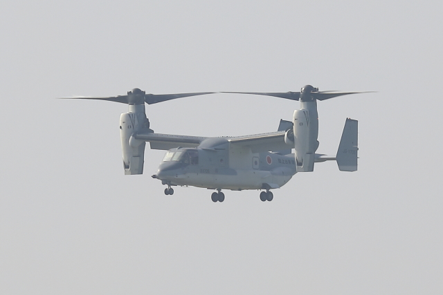 ☆naka☆さんが、木更津飛行場で撮影した陸上自衛隊 V-22の航空フォト(飛行機 写真・画像)
