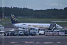 Rsaさんが、成田国際空港で撮影した中国郵政航空 737-4Q8(SF)の航空フォト(飛行機 写真・画像)