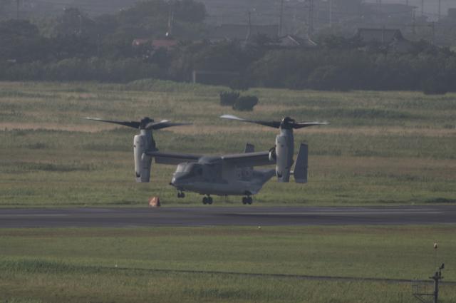 じょーじさんが、rjtkで撮影した陸上自衛隊 V-22の航空フォト(飛行機 写真・画像)