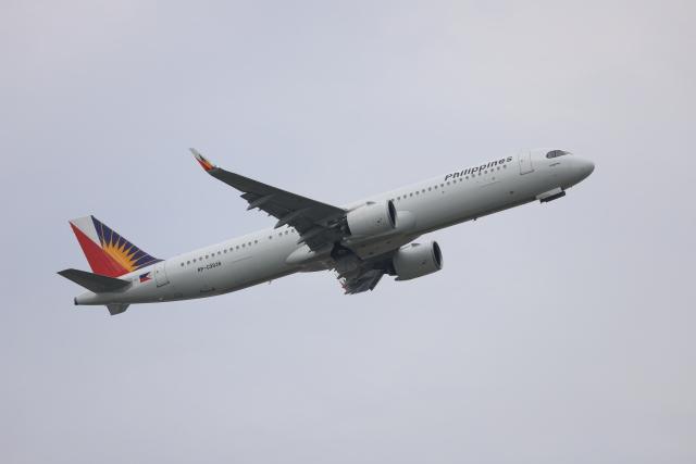 マーサさんが、成田国際空港で撮影したフィリピン航空 A321-271NXの航空フォト(飛行機 写真・画像)