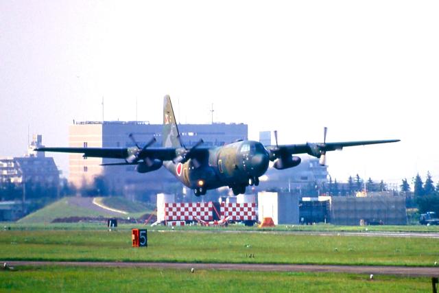 AWACSさんが、入間飛行場で撮影した航空自衛隊 C-130H Herculesの航空フォト(飛行機 写真・画像)
