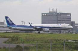 Sharp Fukudaさんが、羽田空港で撮影した全日空 A321-211の航空フォト(飛行機 写真・画像)