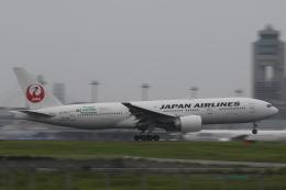 Sharp Fukudaさんが、羽田空港で撮影した日本航空 777-246/ERの航空フォト(飛行機 写真・画像)