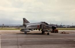 たにしさんが、千歳基地で撮影した航空自衛隊 F-4EJ Phantom IIの航空フォト(飛行機 写真・画像)