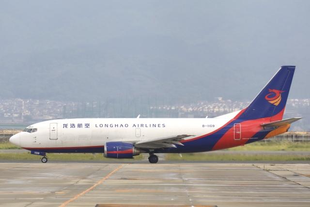 Hii82さんが、関西国際空港で撮影した広東龍浩航空 737-34S(BDSF)の航空フォト(飛行機 写真・画像)