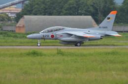 ぬ。さんが、築城基地で撮影した航空自衛隊 T-4の航空フォト(飛行機 写真・画像)