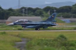 ぬ。さんが、築城基地で撮影した航空自衛隊 F-2Bの航空フォト(飛行機 写真・画像)