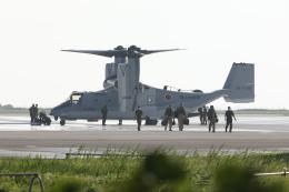 ノビタ君さんが、木更津飛行場で撮影した陸上自衛隊 V-22の航空フォト(飛行機 写真・画像)