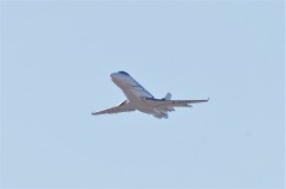 mild lifeさんが、関西国際空港で撮影した中国企業所有 G200/G250/G280の航空フォト(飛行機 写真・画像)