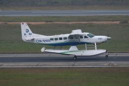 TIA spotterさんが、ノイバイ国際空港で撮影したHai Au Aviation 208B Grand Caravanの航空フォト(飛行機 写真・画像)