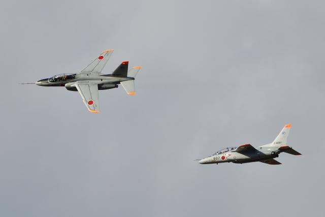 masahiさんが、岐阜基地で撮影した航空自衛隊 T-4の航空フォト(飛行機 写真・画像)