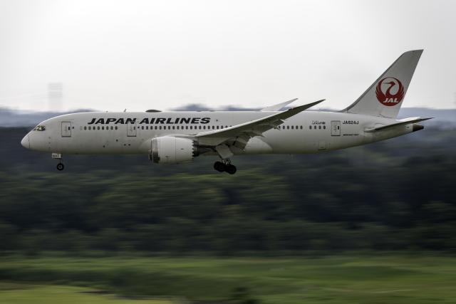 K.Sさんが、成田国際空港で撮影した日本航空 787-8 Dreamlinerの航空フォト(飛行機 写真・画像)