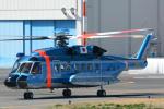 banshee02さんが、東京ヘリポートで撮影した警視庁 S-92Aの航空フォト(飛行機 写真・画像)
