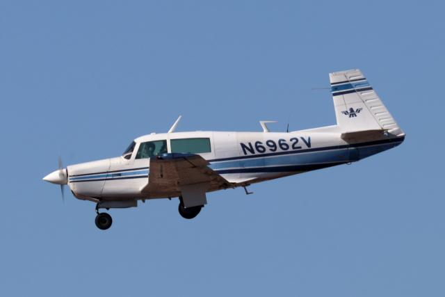 キャスバルさんが、フェニックス・スカイハーバー国際空港で撮影したアメリカ個人所有 M20F Executiveの航空フォト(飛行機 写真・画像)