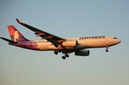 flyskyさんが、成田国際空港で撮影したハワイアン航空 A330-243の航空フォト(飛行機 写真・画像)