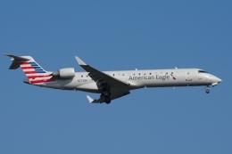 zettaishinさんが、ブラッドレー国際空港で撮影したアメリカン・イーグル CL-600-2C10 Regional Jet CRJ-700の航空フォト(飛行機 写真・画像)