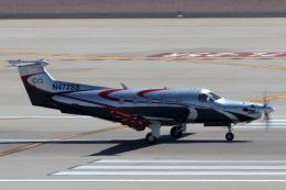 キャスバルさんが、フェニックス・スカイハーバー国際空港で撮影したTARGARYEN PC-12/47の航空フォト(飛行機 写真・画像)