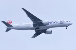 TOPAZ102さんが、伊丹空港で撮影した日本航空 777-246/ERの航空フォト(飛行機 写真・画像)
