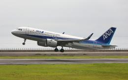 asuto_fさんが、大分空港で撮影した全日空 A320-271Nの航空フォト(飛行機 写真・画像)
