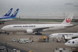 kuraykiさんが、羽田空港で撮影した日本航空 777-289の航空フォト(飛行機 写真・画像)
