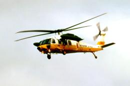 AWACSさんが、小松空港で撮影した航空自衛隊 UH-60Jの航空フォト(飛行機 写真・画像)