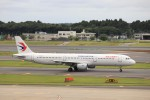 KAZFLYERさんが、成田国際空港で撮影した中国東方航空 A321-211の航空フォト(飛行機 写真・画像)