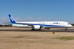 Ariesさんが、成田国際空港で撮影した全日空 787-10の航空フォト(飛行機 写真・画像)