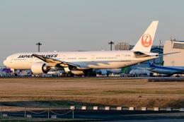 Ariesさんが、成田国際空港で撮影した日本航空 777-346/ERの航空フォト(飛行機 写真・画像)