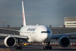 SGR RT 改さんが、羽田空港で撮影した日本航空 777-246/ERの航空フォト(飛行機 写真・画像)