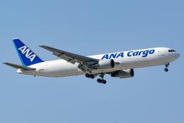 Ariesさんが、成田国際空港で撮影した全日空 767-381/ER(BCF)の航空フォト(飛行機 写真・画像)