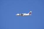 kaz787さんが、伊丹空港で撮影した日本エアコミューター ATR-42-600の航空フォト(飛行機 写真・画像)
