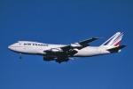 サンドバンクさんが、成田国際空港で撮影したエールフランス航空 747-228BMの航空フォト(飛行機 写真・画像)